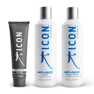 Promo Anti FRIZZ + Smooth