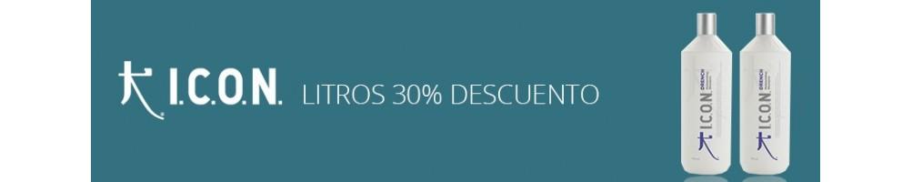 Litros 30% Descuento ICON
