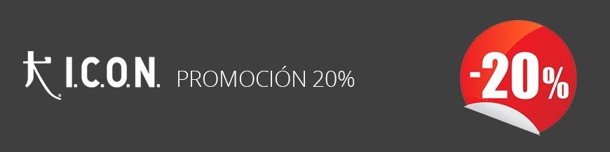 Promo 20% Descuento ICON